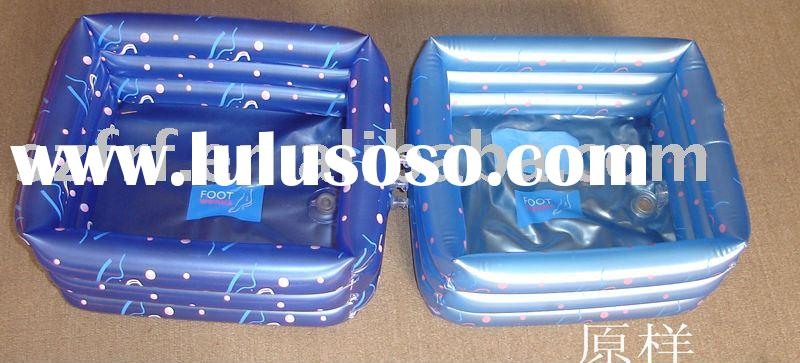 inflatable foot bath spa,inflatable foot spa bath,Inflatable foot bath pool,inflatable footbath