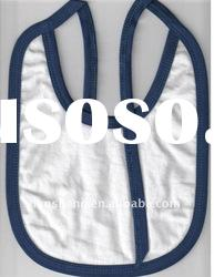 lovely 100%cotton terry cloth baby bibs,baby wear