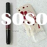 nail art fashion Two-Way Nail Art Polish Painting Pen & Brush