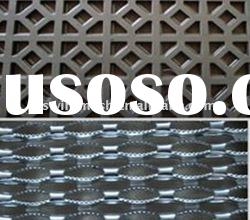 perforated metal sheet/decorative wire mesh 216