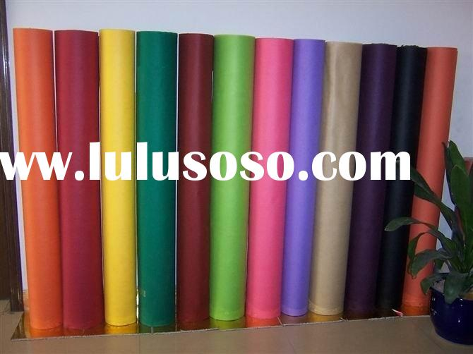pp non woven couch cover roll/exam table paper roll /exam table cover roll