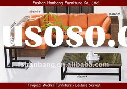 rattan living room furniture