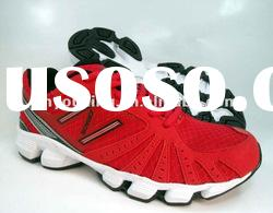 red running shoes for men and women
