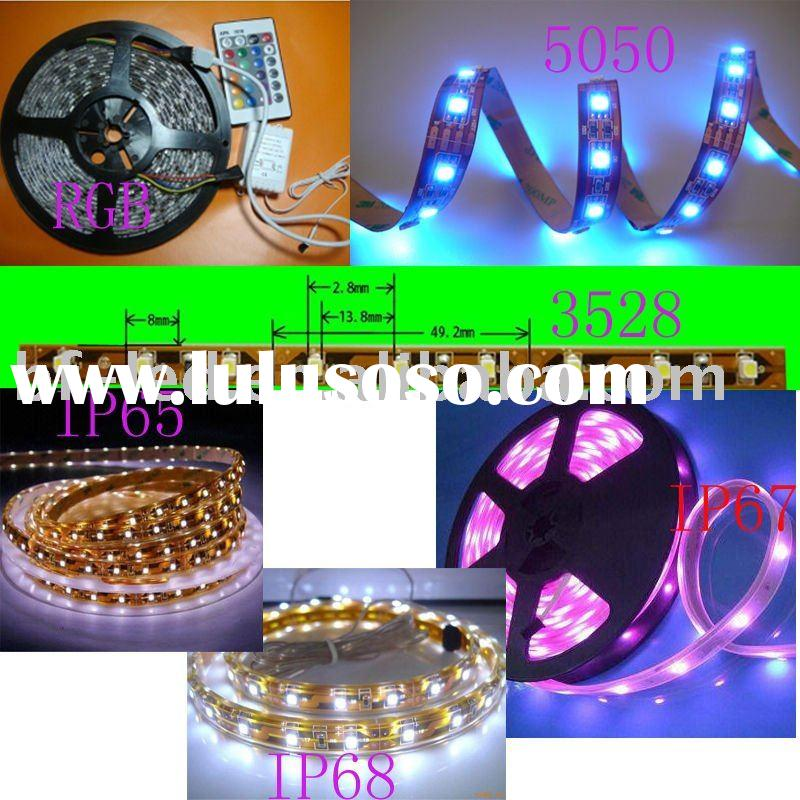 remote control led rope light
