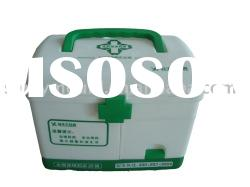 sell no.826 home plastic medical box,medical case