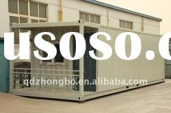 shipping modular living prefabricated container house