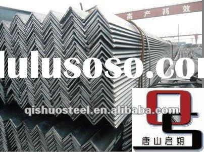 steel angle bar hot rolled iron construction materials
