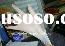 synthetic disposable latex gloves