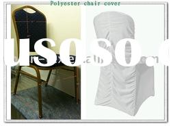 100% polyester banquet chair covers (WU-C-1001)