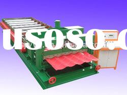 1035 Automatic glazed tile roll forming machine made in China