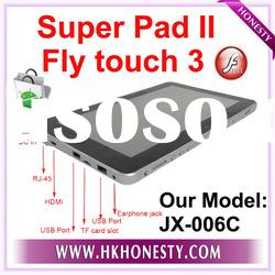 "10.2""Super Pad Google Android 2.2 Tablet PC"
