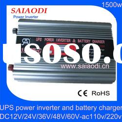 1500w ups inverter and battery charger