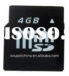 1GB 2GB 4GB 8GB Mini sd card mini dvr SPSDM04K