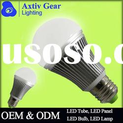 2012 Newest Innovation E27 LED bulb 5W/450-500LM