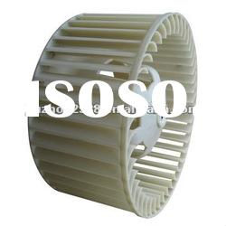 300x130 centrifugal blower wheel for air coditioner, single inlet fan wheel