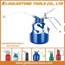 500cc high pressure oil gun,hand oil gun,oil can dispenser