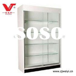 "72"" Glass Trophy Display Cabinet"