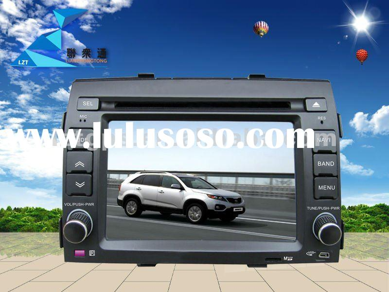 "7"" Android car DVD GPS for Kia Sorento with GPS,Radio,One key navigation"