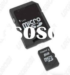 8GB Micro SD TF Flash Memory Card+Adapter For Mobile Phone