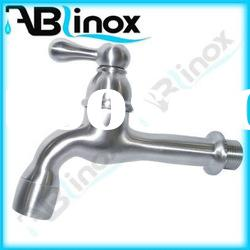 ABLinox stainless steel wall mounted water tap