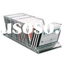 Acrylic CDs/DVDs Storage Rack,acrylic CD holder,acrylic CD/DVD rack