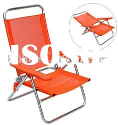 Aluminium Folding Beach chair LS-1004