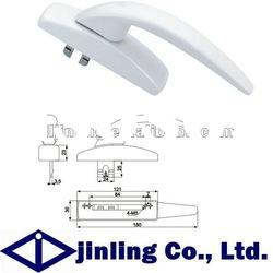 Aluminum UPVC Door Window Handles And Locks And Handles Main Door Handle Window Door Accessories