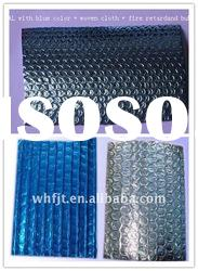 Anti-flaming reflective Insulation material