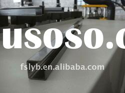 Automatic C profile cold roll forming machine