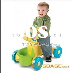 Baby ride on pony musical baby car baby walker