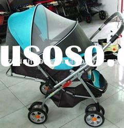 Baby stroller with car seat , carrycot, travel system stroller.JSS-M12