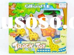 Battery Operated Animal Track Toy
