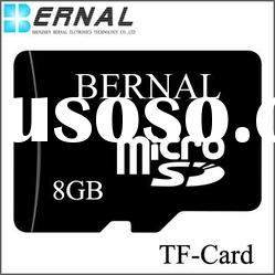 Bernal 8GB Micro SD Card (TF-BN007)