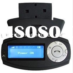 Bluetooth handsfree stereo speaker car kit-668 at best price