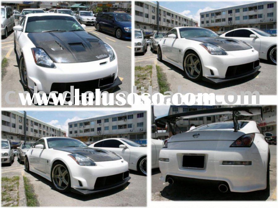 Body kit for the Nissan 350Z of the INGS style
