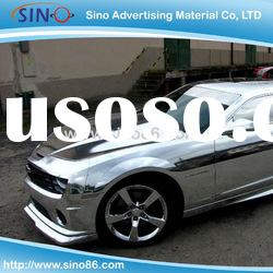 Chrome vinyl,chrome car wrap sticker vinyl film,chrome auto vinyl film