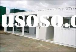Container house plans for hotel/office/apartment/school/camp/villa Factory