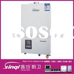 Digital domestic gas water heater