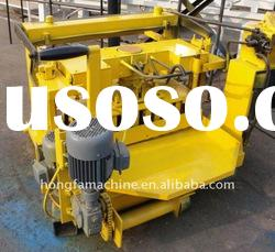 Egg laying HydraulicQTY4-30 Mobile concrete Block Making Machine