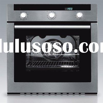 Electric oven - Built-in - Stainless steel panel - B02 series