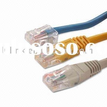 Ethernet Cable-Cat 5 (Cat 5E)/Cat 6 (Cat 6E) for UTP/FTP/SFTP Cable