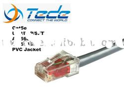 Ethernet Cable/ cat5e/cat6 UTP/FTP Patch Cable & lan cable