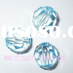 Faceted beads,plastic bead,china wholesale acrylic