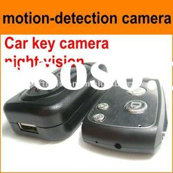 Free Shipping car key Video dvr hidden camera