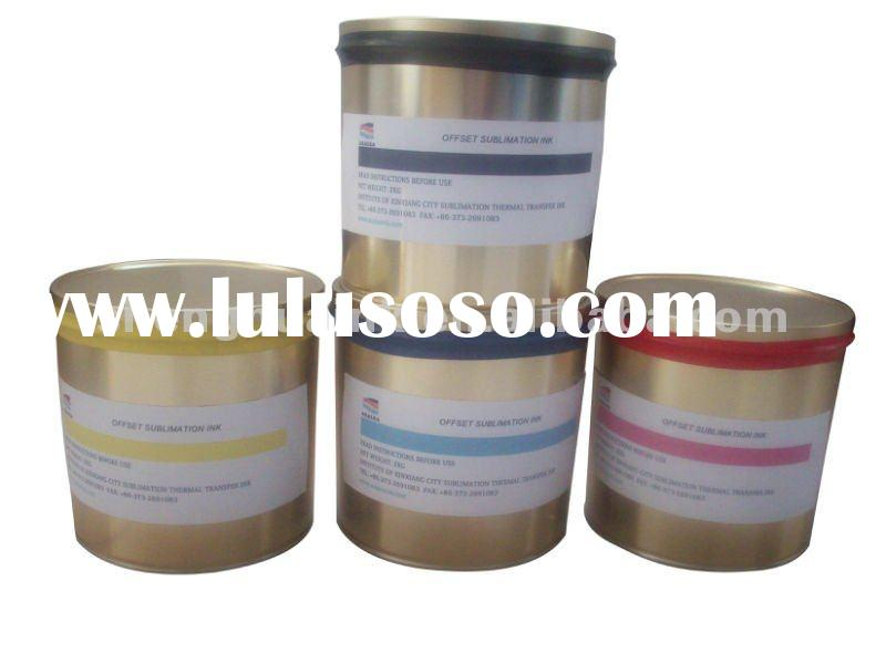 Good quality Star 08-NK Offset Sublimation ink for triacetate fiber transfer