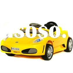 HD-6838 6V Rechargeable Rc Electric Ride-on Toy for Children