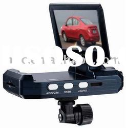 HD Car Camcorder with 270 degree Rotating LCD Screen Mini Vehicel Recorder Black Box for Car V365