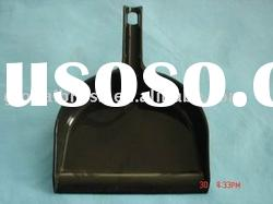 HQ0333 economic black handy dustpan,handle dustpan,plastic dust pan,magic dustpan