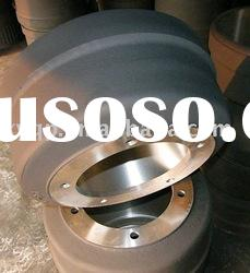 Heavy duty truck /trailer brake drum and wheel hub/Truck Parts
