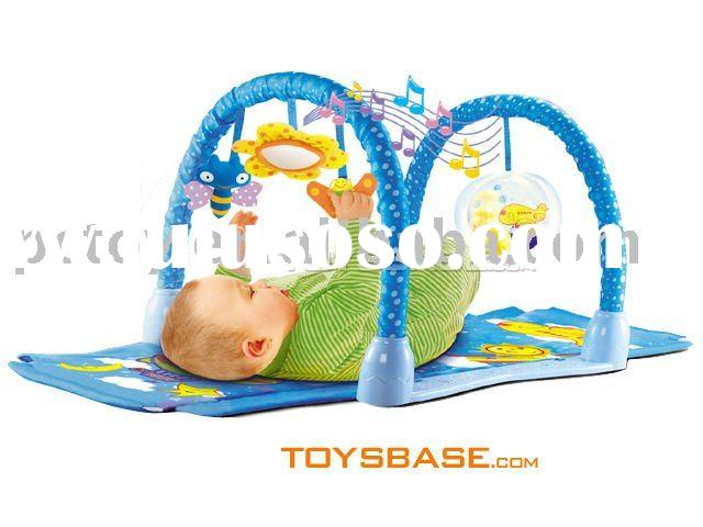Hot baby cotton mat baby soft carpet gym play mat toy